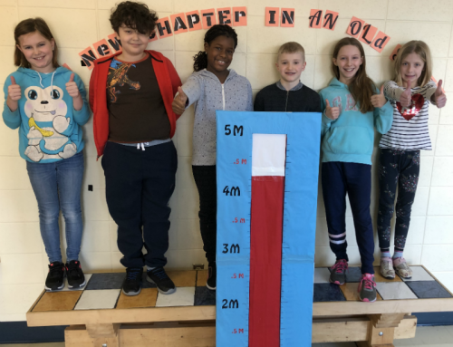 West School Building Project – We Reached Our $4M Goal!