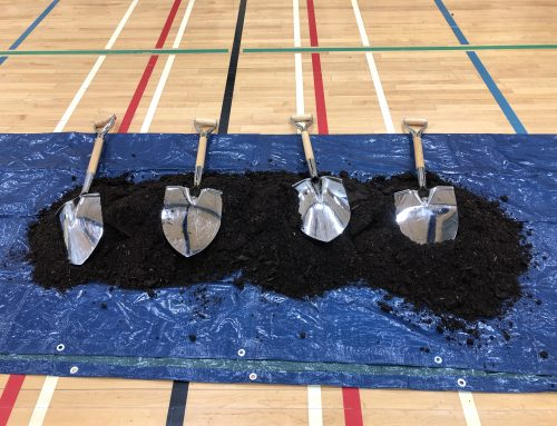 West School Building Project – Ground Breaking