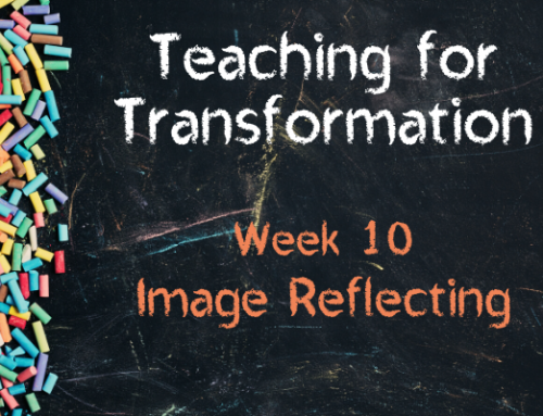 TfT Week 10 – Image Reflecting
