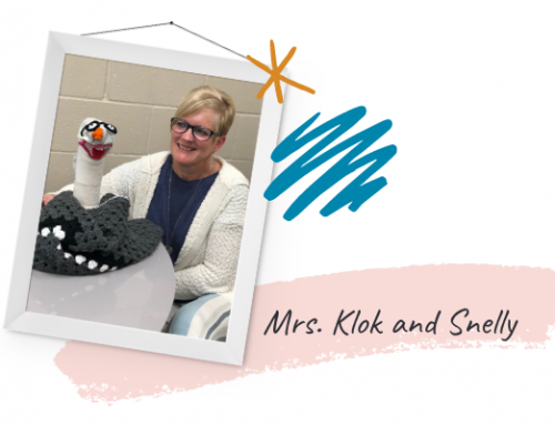 Mrs. Klok and Snelly