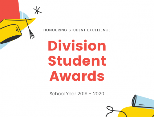 2020 Division Student Awards
