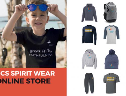 ECS Spirit Wear